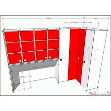 armadio angolare misure cameretta soluzione su misura a ponte e armadio angolare prezzo