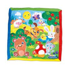 tappeto clementoni tappeto porta giochi amici animali clementoni