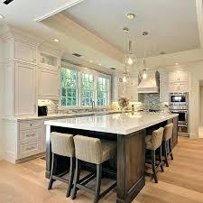 Kitchen Island Seats 6 Kitchen Island Designs With Seating For 6 Best Kitchen Islands