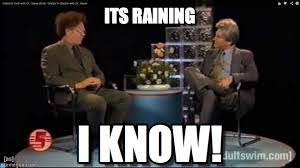 Steve Brule Meme - its raining steve brule meme on memegen