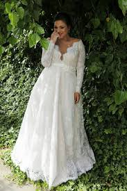 wedding dresses for plus size women all in this plus size wedding gown is about that flattering