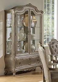 furniture classic interior storage design with exciting curio