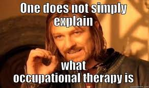 Occupational Therapy Memes - occupational therapy quickmeme