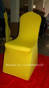 Yellow Chair Covers Gold Spandex Chair Covers Wholesale Chair Covers Spandex Chair
