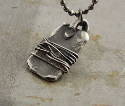 silver pendant necklace handmade images 12 best men 39 s wire wrap necklaces images wire jpg