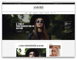 Bring Color And Style In 20 Masonry Grid Style Wordpress Themes 2017 Colorlib