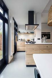 cuisines blanches et bois cuisine moderne blanc et bois orleans
