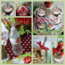 a little loveliness christmas p art y