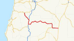 Map Roseburg Oregon by Oregon Route 138 Wikipedia