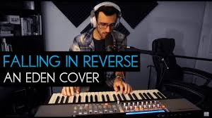 Falling In Reverse Memes - falling in reverse eden cover with chords youtube