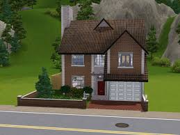 sims 3 british house by simsrepublic on deviantart