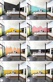 bureau a peindre peindre une pice en deux couleurs peindre une pice en deux couleurs
