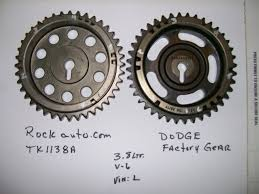 2005 dodge caravan timing chain sprocket i purchased a timing