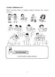 k to 12 grade 3 learner u0027s material in health