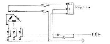 1970 ford charging system diagram alternator lovely external