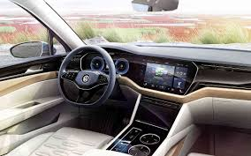 volkswagen touareg 2016 interior 2018 vw touareg redesign ndorodonker com