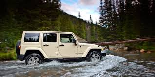overland jeep wrangler unlimited jeep wrangler review carwow