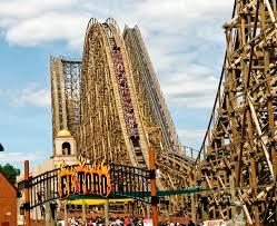 Six Flags Roller Coasters List Kingda Ka Six Flags Record Breaking Coaster