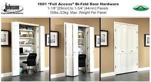 Exterior Folding Door Hardware See The Bifold Door Hardware Heavy Duty Series Bi Folding Door
