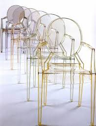 Kartell Louis Ghost Chair Kartell Louis Ghost Plastic Chair Dining Room Furniture
