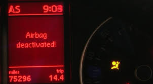 what does it mean when the airbag light comes on vwvortex com aftermarket seats how to avoid tripping airbag light