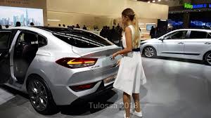 all new hyundai i30 fastback 360 spin and interior youtube