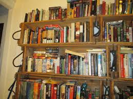 ammo crate bookshelves horrorfeminista