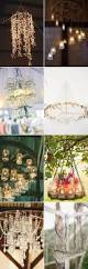 wedding decorations 40 romantic ideas use chandeliers