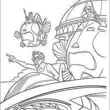 atlantis 22 coloring pages hellokids