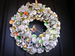 Paper Craft Decoration Ideas How To Make Paper Wreaths Handmade Craft Home Décor Ideas Hubpages