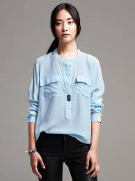 popover blouse banana republic light silk popover blouse where to buy how to wear