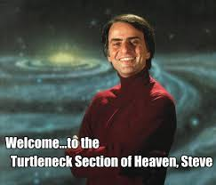 Turtleneck Meme - welcome to the turtleneck section of heaven steve weknowmemes