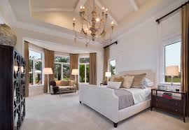 Master Bedroom Ideas Vaulted Ceiling Naples Architect Designs New Golf Course Home