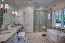 bathroom closet door ideas linen closet doors bathroom transitional with bathroom lighting