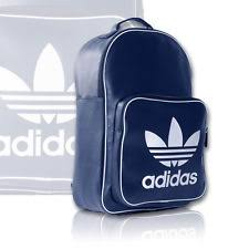 adidas classic trefoil backpack light pink adidas originals backpack classic trefoil logo light pink white ebay