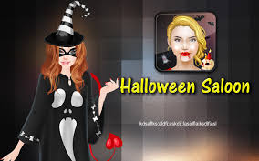 halloween face stickers halloween salon face changer android apps on google play