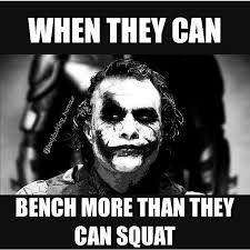 Squat Meme - gym memes berserk barbell