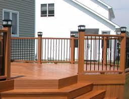 aurora deck lighting outdoor lighting for your deck