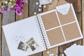 wedding guestbook ideas rustic wedding guestbook ideas party delights