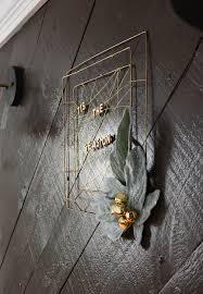 Diy Twig Wreath by Diy Typography Holiday Wreath