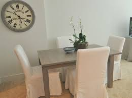 dining room chair slipcover dining room chair covers gallery simpleminimalist ikea original 5