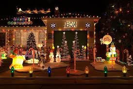 Christmas Outdoor Decorations And Lights outdoor christmas decoration ideas