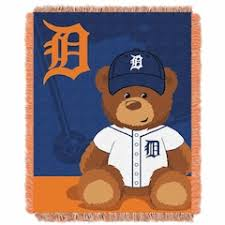 Detroit Tigers Crib Bedding Mlb Detroit Tigers Bedding Kohl S