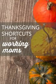 thanksgiving tips for working