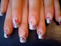 best 25 french nail art ideas only on pinterest wedding nail