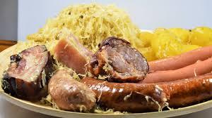 cuisiner la choucroute choucroute à la graisse de canard
