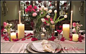 Valentines Day Tablescapes by Valentine U0027s Day Dinner Party U0026 Tablescape Inspirational Details