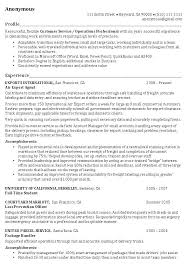 resume profile exle exles of resume profiles exles of resumes