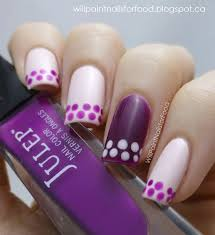 will paint nails for food dot manicure with julep ava and bette