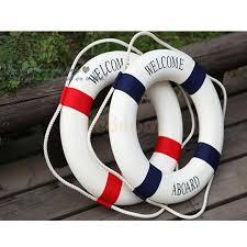 nautical colors mediterranean nautical wall decor ship boat ring life buoy preserver